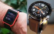Foto Honor Magic Watch e Xiaomi Amazfit Bip in offerta in Italia