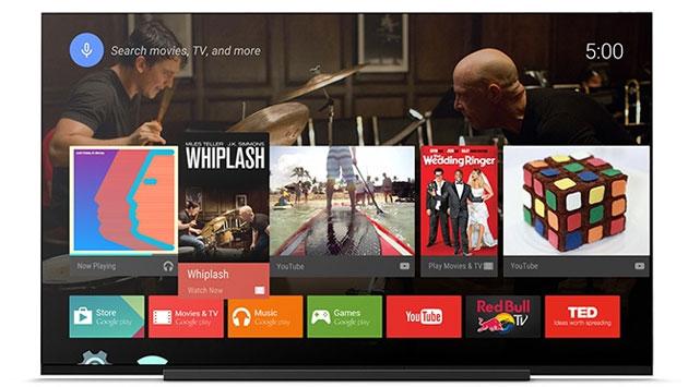 Android TV in 1 su 10 Smart TV a livello globale