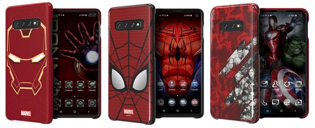 Samsung celebra Avengers: Endgame con accessori ispirati ai supereroi Marvel - scorte residue in vendita a prezzi scontati