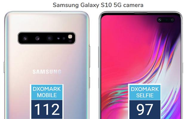 Samsung Galaxy S10 5G lo smartphone migliore per i Video secondo DxOMark