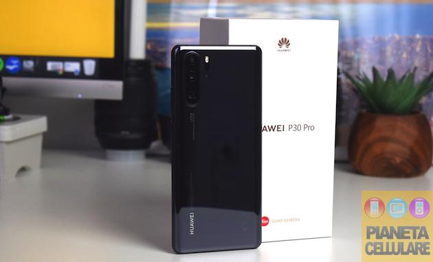 Recensione Huawei P30 Pro, il cameraphone da battere