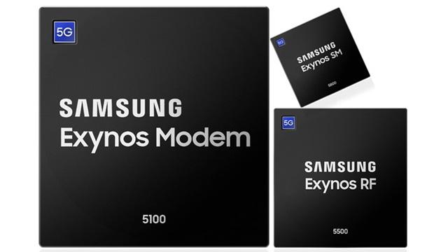 Samsung ha i chipset Exynos Multi-Mode pronti per il 5G