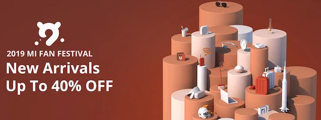 Xiaomi Festival con sconti interessanti ancora per poco