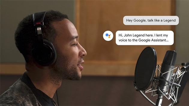 John Legend presta la voce per Google Assistente
