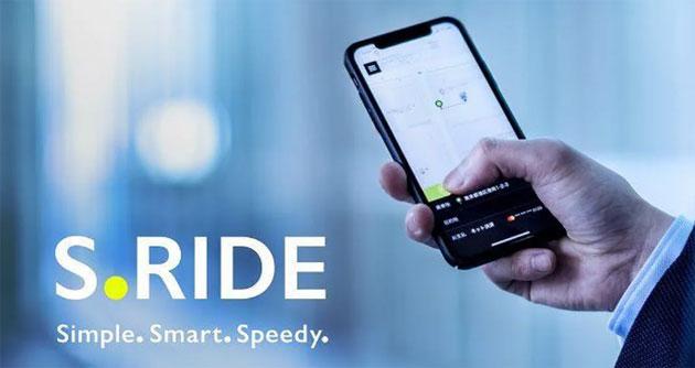 Sony lancia S.Ride, app per chiamare taxi