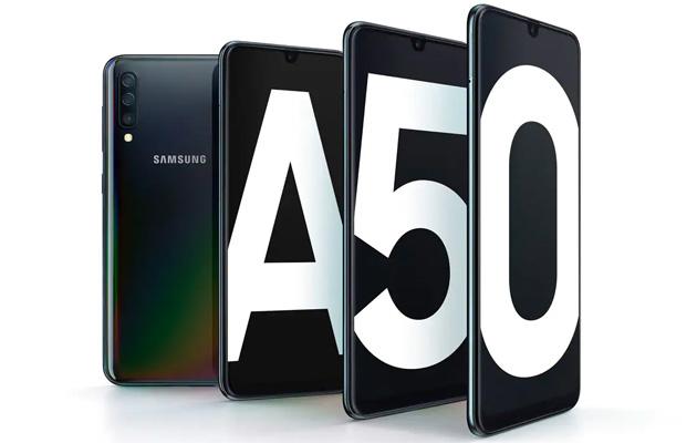 Samsung Galaxy A50 con display Infinity-U in Italia