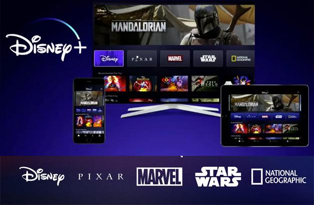 Disney Plus annunciato, il Netflix dei contenuti Disney, Pixar, Marvel, Star Wars e National Geographic