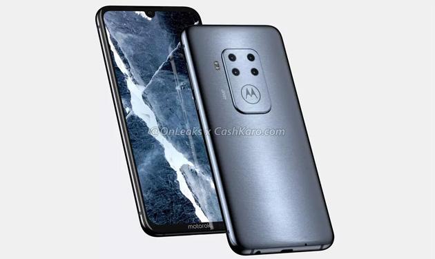 Motorola prepara smartphone con quattro fotocamere sul retro