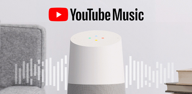 Youtube Music su Google Home e speaker con Assistant: come ascoltare gratis