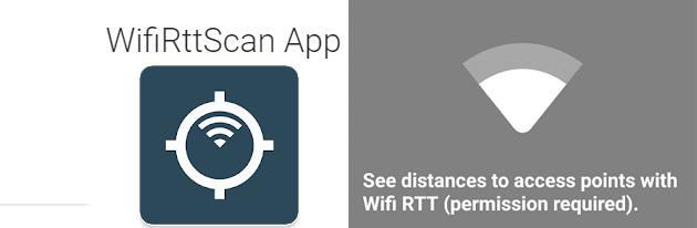 Google WifiRttScan, app per testare il posizionamento interno con Wi-Fi RTT
