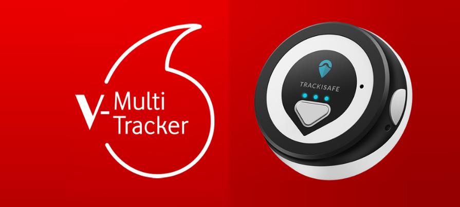 Vodafone V-Multi Tracker, comodo device per tracciare la posizione degli oggetti che si vuole