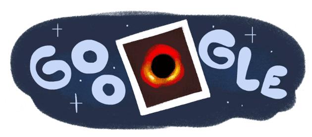 Google celebra la prima immagine di un Buco Nero