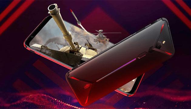 Nubia Red Magic 3, smartphone da gioco con sistema di raffreddamento a ventola