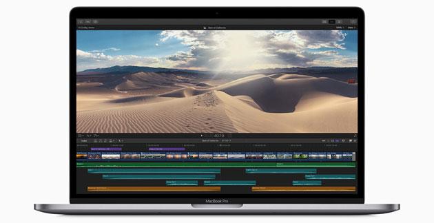 Apple MacBook Pro ora con CPU a 8 core