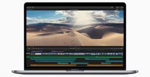 Apple, nuovo MacBook Pro 2019 con CPU a 8 core