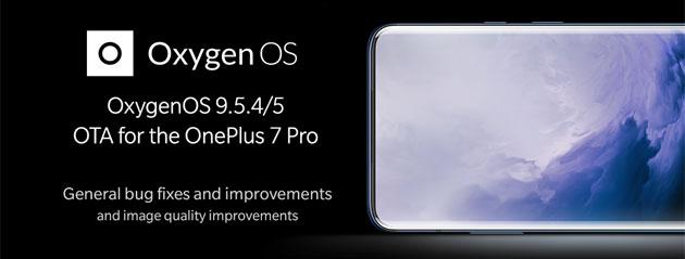 OnePlus 7 Pro si aggiorna per fare foto migliori