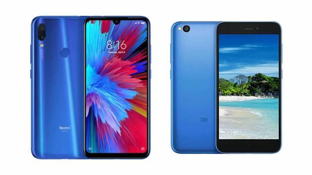 Xiaomi Redmi Go e Redmi Note 7 in sconto, Smartphone per tutti