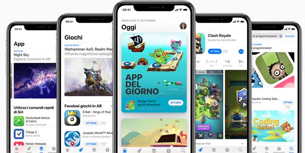 Foto Apple potrebbe far provare app senza installarle con Clips da iOS 14