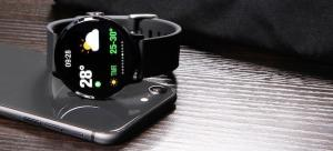 V11, Smartwatch Low Cost in sconto a 20 euro