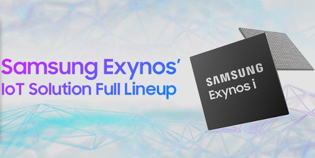 Exynos i T100, terzo chip Samsung per il mercato IoT
