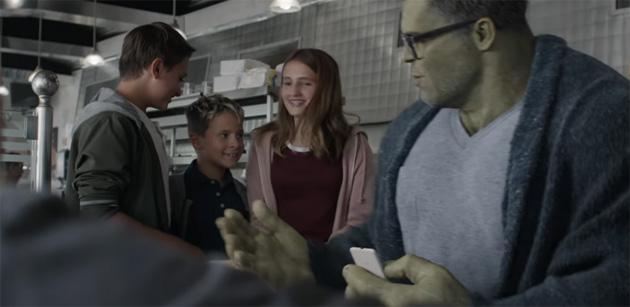Google Pixel 3 in Avengers: Endgame