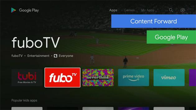 Android TV, nuovo Play Store entro fine anno