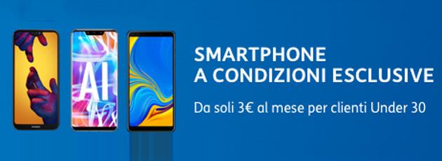 TIM offre smartphone da 3 euro al mese agli Under 30