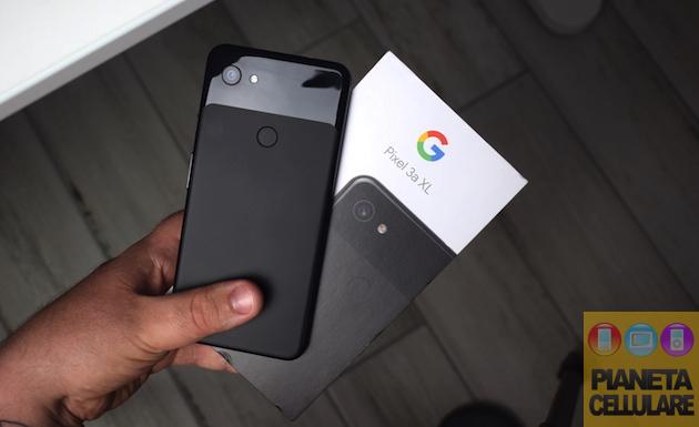 Recensione Google Pixel 3a XL, ottima fotocamera e giusto prezzo
