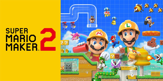 Foto Super Mario Maker 2 per Nintendo Switch ora disponibile