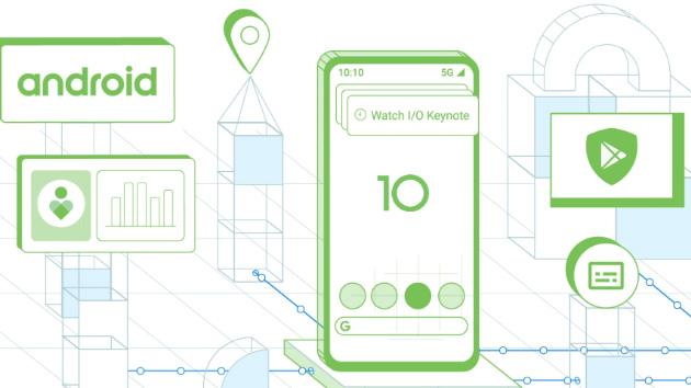 Android 10 Q supporta telefoni pieghevoli e 5G, Tema Scuro e Sottotitoli in tempo reale