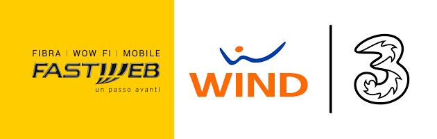 Fastweb e Wind Tre insieme per realizzare una rete 5G