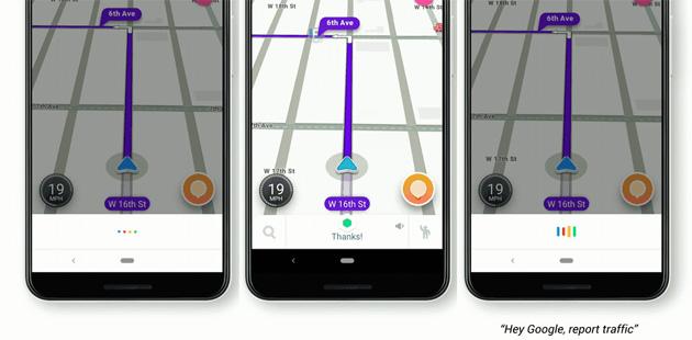 Assistente Google in Waze ora disponibile su Android