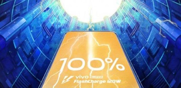 Vivo anticipa la tecnologia Super FlashCharge, ricarica un telefono da 4000mAh in 13 minuti
