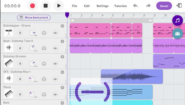 Soundtrap, app Spotify per creare musica da soli o in collaborazione
