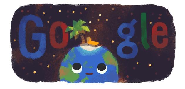 Google festeggia il primo giorno d'Estate con un doodle speciale
