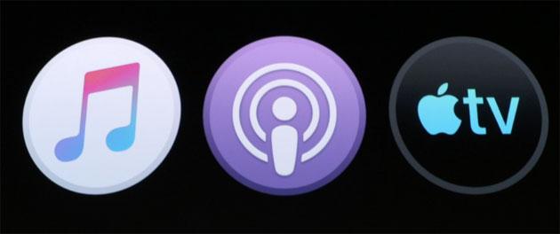Apple sostituisce iTunes con le app standalone Musica, TV e Podcast su macOS Catalina