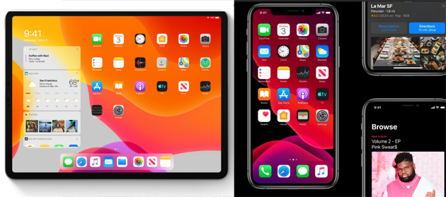 Apple iOS 13 e iPadOS: elenco iPhone e iPad aggiornabili