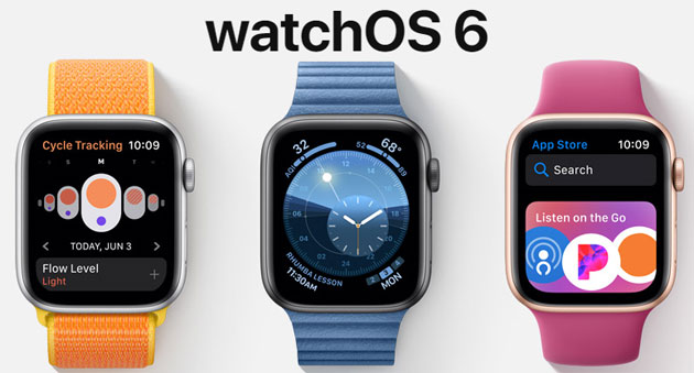 Apple WatchOS 6, App Store integrato e le altre Novita' disponibili da oggi