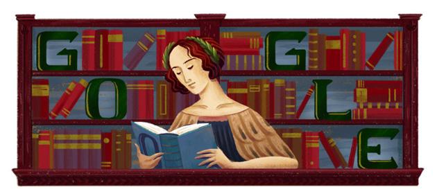 Google dedica doodle a Elena Cornaro Piscopia, prima donna con dottorato