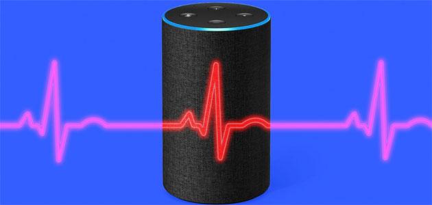 Gli smart speaker potrebbero salvare la vita da un infarto
