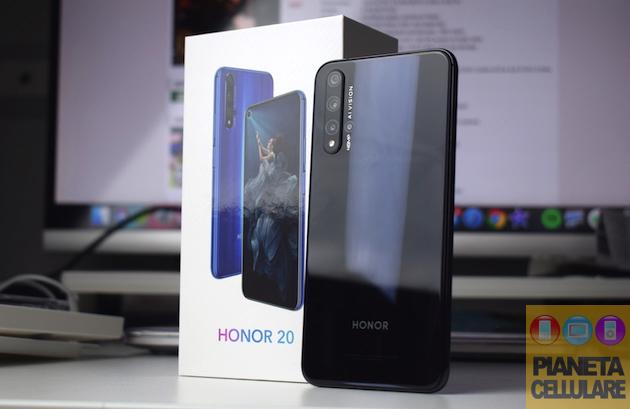 Recensione Honor 20, vale la pena acquistarlo?