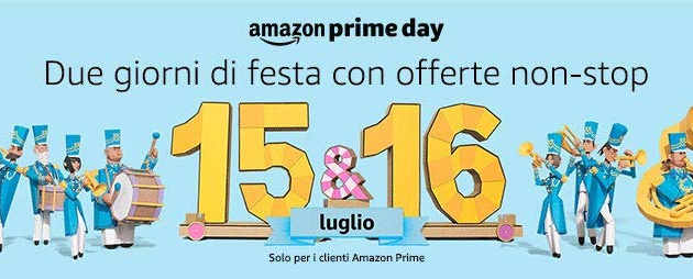 Amazon Prime Day 2019 dal resoconto ha superato Black Friday e Cyber Monday combinati a livello globale