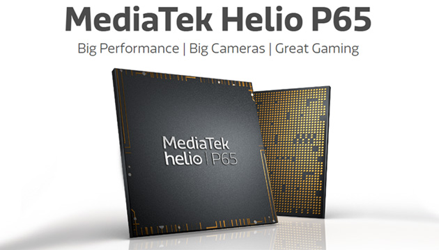 Foto MediaTek Helio P65 annunciato con supporto per camera da 48MP