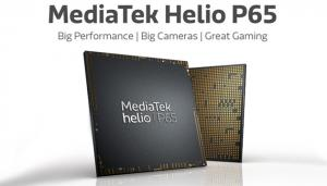 MediaTek Helio P65 annunciato con supporto per camera da 48MP