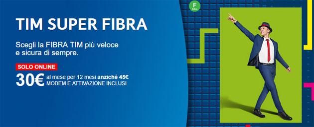 TIM Super Fibra, Mega e ADSL: le nuove Offerte TIM Fisso