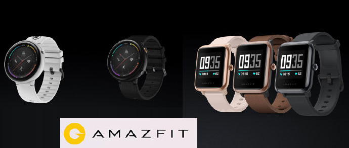 Amazfit Verge 2 e Amazfit Health ufficiali con sensore ECG