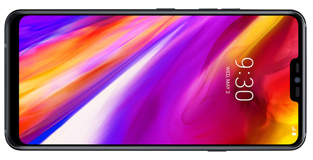 Foto LG G7 ThinQ si aggiorna con Android 9 Pie in Italia