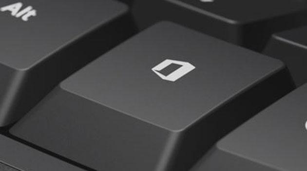 Microsoft vorrebbe il pulsante Office nelle tastiere