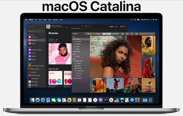 Foto Apple iTunes come cambia su Mac da macOS Catalina