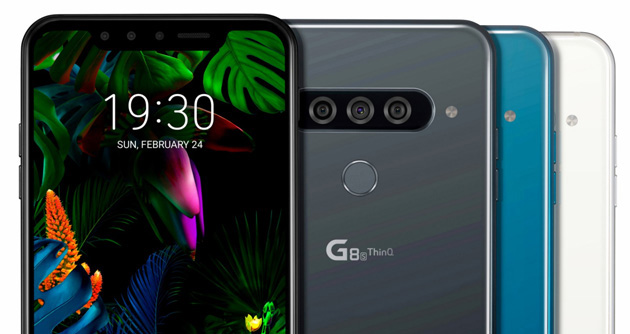 Foto LG G8s ThinQ con Z Camera e Air Motion in Italia: Specifiche, Foto e Prezzi